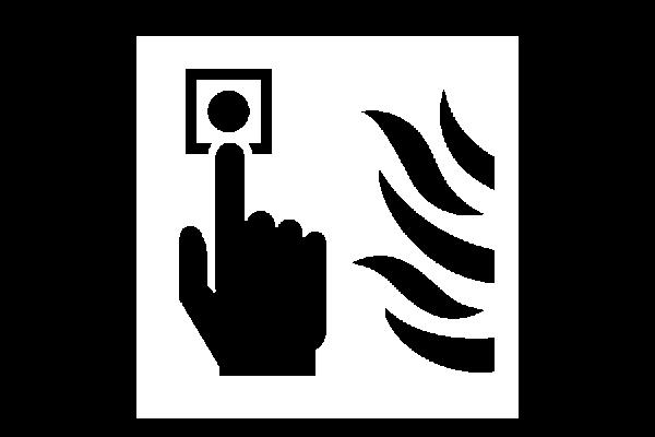 Icon to represent the fire alarm testing service