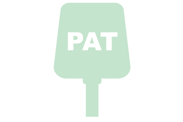 Pat Testing Plug with pat wrote on ECS