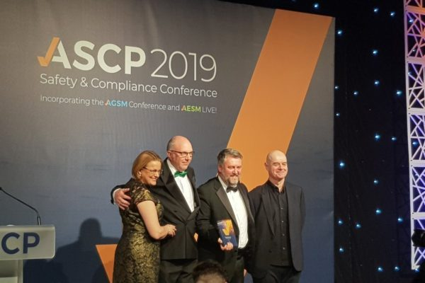 ASPC awared electrician of the year