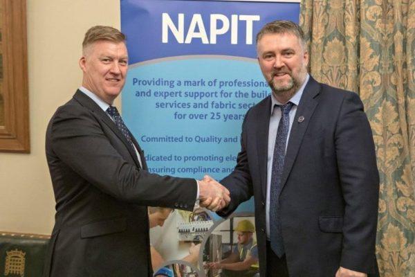 joining NAPIT handshake